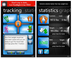 Weight Challenge A Simple Windows Phone App To Track Your Diet