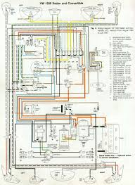 vw beetle wiring diagram pdf vw wiring diagrams online thesamba com type 1 wiring diagrams