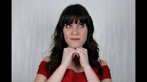 get the look zooey deschanel inspired hair makeup and fashion tutorial new jess