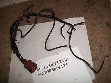 johnson 3 hp outboard 1987 johnson 60hp 3 cylinder outboard motor engine wiring harness