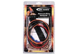 arc audio mpak motorcycle audio tune time stereo alarm arc audio harley harness