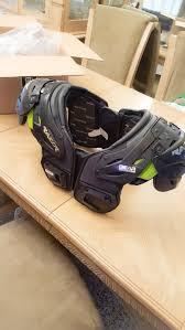 Gear Pro Tec Edge Pro 5 Pad Girdle Size Chart Gear Pro Tec Razor Rz15 Adult Football Shoulder Pads Multi Position