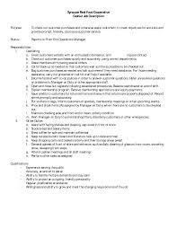 Resume Description Cashier Therpgmovie