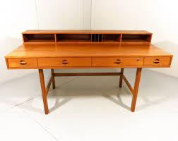 flip top desk writing desk by jens quistgaard for løvig nielsen 1960s