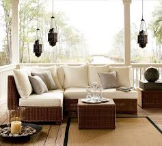 exquisite wicker bedroom furniture. Exquisite Image Of Deck Furniture Layout Ideas : Engaging Living Room Decoration Using Square Cubic Brown Wicker Bedroom C