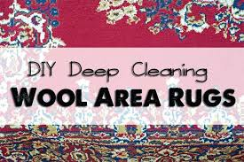 cleaning wool rugs yourself how to clean a wool rug yourself how to clean wool area