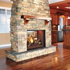 great indoor outdoor see through gas fireplace see thru direct vent marquis clear view majestic fireplace