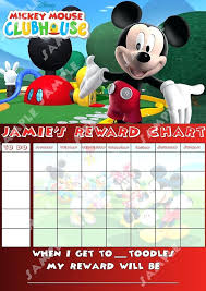 Free Printable Mickey Mouse Potty Training Chart 9 Free Mickey Mouse Potty Training Chart Free Mickey Mouse