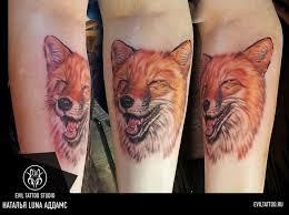 411 фото и эскизов тату лиса что значат татуировки лисицы