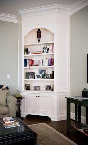 Corner Living Room Cabinet