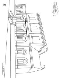 Train station coloring pages - Hellokids.com