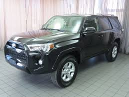 2017 Used Toyota 4Runner SR5 4WD at North Coast Auto Mall Serving ...