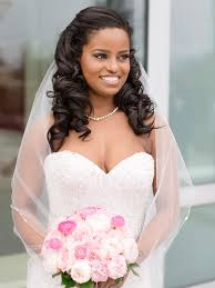 16 Wedding Hairstyles For Curly Hair Hair Black Wedding