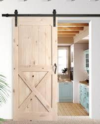 diy half door middle bar barn door barn door diy door decor