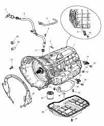 Jeep tube transmission oil filler 53013685ad