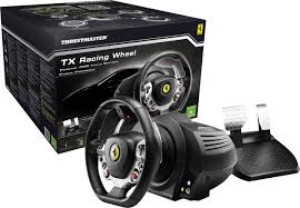 Pc and xbox one compatible. Thrustmaster 4460104 Tx Ferrari 458 Italia Racing Wheel Ed Computers Accessories Amazon Com