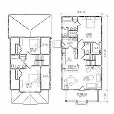 Modern Open Floor House Plans - Modern house plan interior design