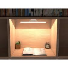 Đèn học sạc tích điện, đèn bàn đọc sách không dây gắn tường, gắn tủ bàn học  - Đèn chùm Nhãn hàng No brand