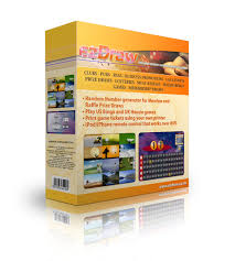 Raffle Draw Application Bingo Housie Caller Software Raffle Game Number Generator