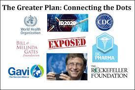EXPOSÉ: BillGates-COVID-19-ID2020-WHO-CDC-BigPharma-Gavi-Rockefeller:  Connecting the Dots - @libertyacademy - Steem - GoldVoice.club
