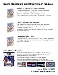 Election Candidate Profile Template Political – Feliperodrigues