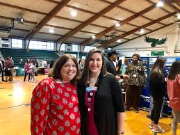 North Lenoir students meet their futures at career fair — Neuse News