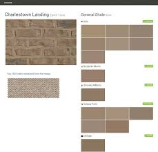 tobacco road salisbury collection residential brick boral behr brown brick general shale behr benjamin moore sherwin williams valspar paint olympic click the gray button to see the matching paint s