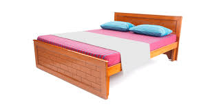 brick bedroom furniture. Double Bed - Beds-without-storage Brick | Looking Good Furniture Bedroom D