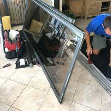sliding glass door roller replacement perth