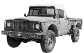 adapting chevrolet v8 engines to the kaiser jeep m7xx trucks m715