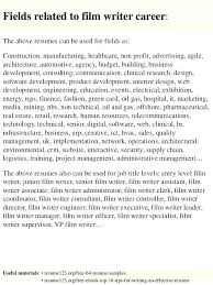 film resume samples writer editor resume film editor resume samples writer editor resume