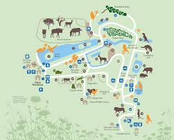 newquay zoo map  listing of exhibits  facilities