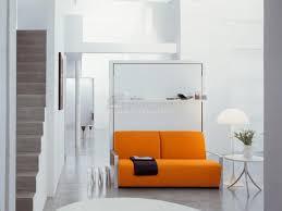 Letto a scomparsa matrimoniale con divano chaise lounge ito clei