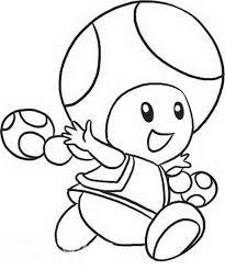 Disegni Super Mario Bros Da Colorare Az Colorare