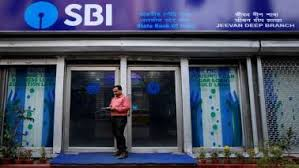 Sbi Share Price Sbi Stock Price State Bank Of India Stock