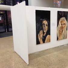 Art Exhibition Display Stands Temporary Room Walls Art display panels Exhibition stand 15