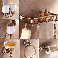 Small Picture Luxury Bath Accessories Bathroom Decor