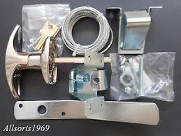 garage door lock. Image Is Loading New-T-handle-tilt-a-door-lock-kit- Garage Door Lock
