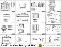 12x16 shed with porch icreatables