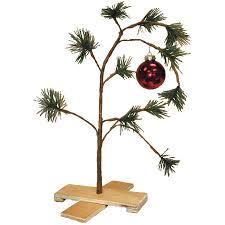 "Get Peanuts 24"" Charlie Brown Christmas Tree | Home Hardware"