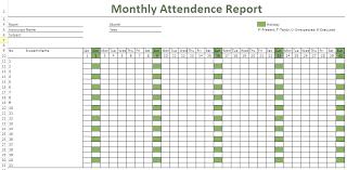 Attendance Maker Student Attendance Sheet Template Excel Cmdone Co