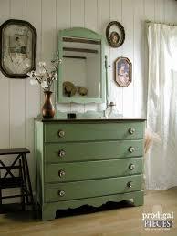 painted green furniture. Prairie Charm Green Painted Dresser Furniture