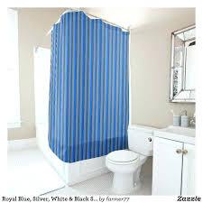 blue gray shower curtain royal blue shower curtain royal blue silver white black stripes shower curtain blue gray shower curtain