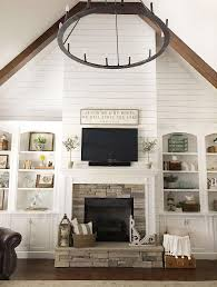 20 cozy corner fireplace ideas for your living room