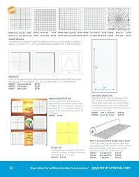 Graph Paper Rolls Large 6 Grid 1 8 Home Improvement Neighbor