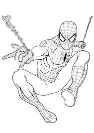 Disegni Da Colorare Spider Man Playingwithfirekitchencom