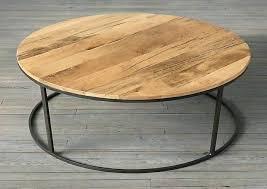 round wood coffee table reclaimed wood round coffee table top round coffee tables target reclaimed wood