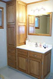 Countertop Cabinets For The Bathroom