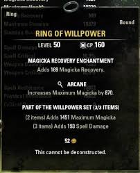 you can however upgrade existing jewelry and use it to research traits jewelry that cannot be deconstructed will have a warning added to their tooltips