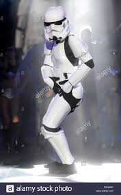 Star Wars Stormtrooper Does The Nae Nae At Clothes Show Live, NEC,  Birmingham,